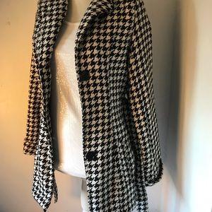 Joujou Checkered Jacket size M